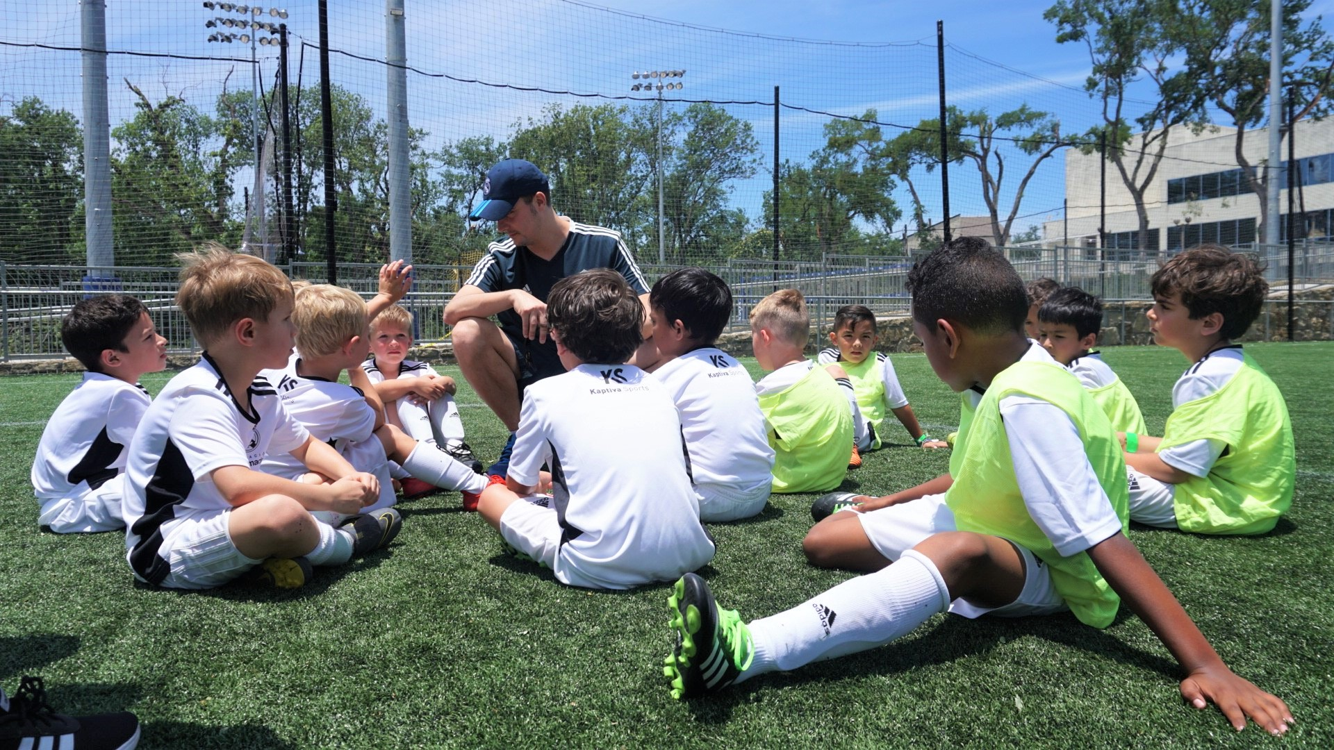 soccer summer camps