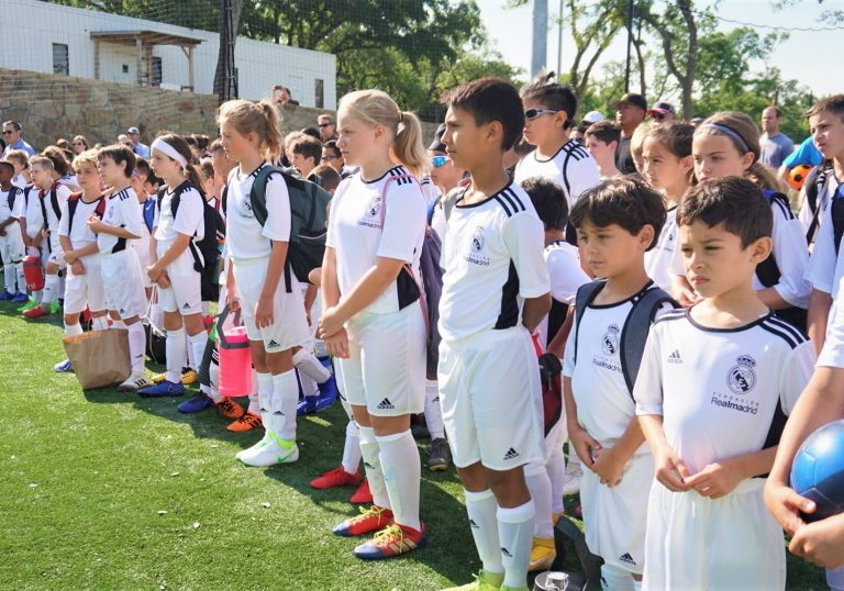 soccer training montreal